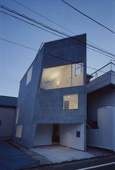 Gallery Of House In Matsubara / Kenu0027ichi Otani Architects   5