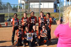 2nd Place at Mooresville 12U tournament