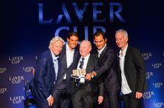 Roger Federer and Rafael Nadal will reportedly play doubles at the inaugural Laver Cup in 2017 (3)