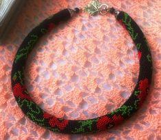 Схемы жгутов-2 Crochet Beaded Necklace, Macrame, Beads, Flowers, Jewelry, Beading, Jewlery, Jewerly, Schmuck