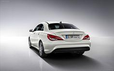 Mercedes Benz CLA250 Edition 1 2014