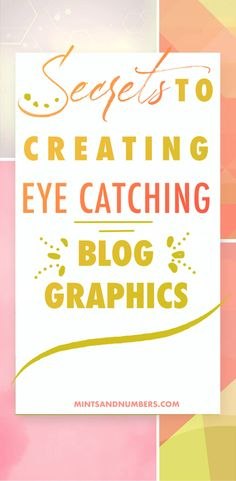 Guidelines for creating good looking graphics that drive clicks even if you are not a designer. Stop the guess work and create graphics using the techniques where you are strongest. | social media design | graphic design tips | #graphicdesignideas #graphicdesigntips #blogtips