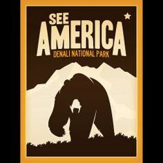 Denali National Park and Preserve by Matt Brass  #SeeAmerica