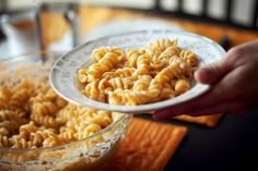 Pumpkin Rotini, the perfect dish to compliment the seasons.