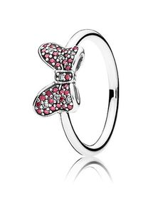 96505a668 Pandora Disney Minnie Mouse Sparkling Bow Ring 2017 Disney ring is also  very nice, sales