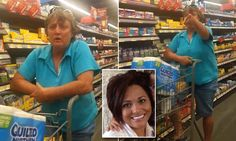 Walmart bans woman from their stores after her racist rant goes viral