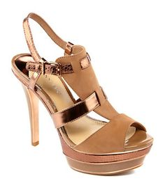 T-Strap Dress Sandals