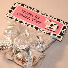 INSTANT DOWNLOAD  Printable Candy Bag Labels by MemorableMomentsSt, $8.00