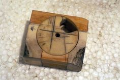 roller nut constuction - Bound in roller nut