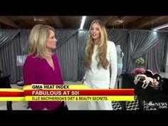 Elle MacPherson Interview Supermodel Diet, Beauty Secrets - http://maxblog.com/4858/elle-macpherson-interview-supermodel-diet-beauty-secrets/