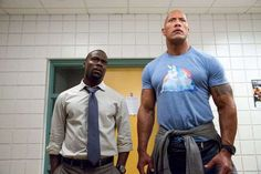The Best Movies of 2016:      #67. Central Intelligence Smart Rating: 80.08 U.S. Box Office Gross: $127,380,000 Release Date: 6/17/16 Starring: Dwayne Johnson, Kevin Hart, Amy Ryan A lethal CIA agent ﴾Dwayne Johnson﴿ and his former classmate ﴾Kevin Hart﴿ encounter shootouts, espionage and double‐crosses while trying to save the U.S. spy satellite system.