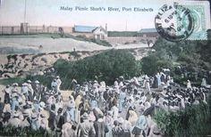 Malay Picnic at Shark Rock Port Elizabeth