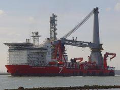 Seven Borealis - Ultra Deepwater Construction Vessel