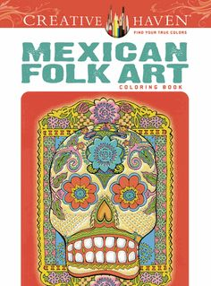<P>Thirty-one striking adaptations of authentic native art depict, among other subjects, a Mixtec circular design from an incised gourd rattle, religious figures from a Metepec candlestick, and images of jaguars. Previously published as <I>Mexican Folk Art Coloring Book</I>.</P>