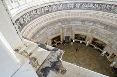 U.S. Capitol Dome Restoration | Capitol dome needs restoration work
