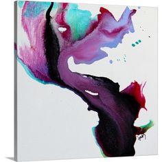 Great Big Canvas Flow X by Jonas Gerard Graphic Art on Canvas | AllModern