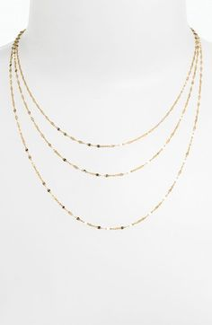 Lana Jewelry 'Small Sienna' Necklace available at #Nordstrom