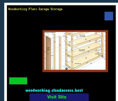 Woodworking Plans Garage Storage 220424 - Woodworking Plans and Projects!