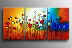 círculos de pinturas al óleo Tienda de promoción para artículos en ...
