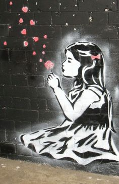 Banksy - mild obsession with his brilliance