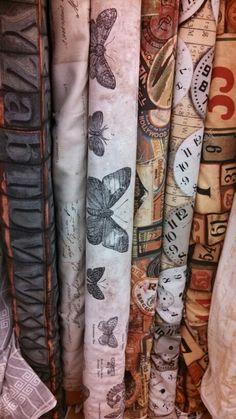 Steampunk quilting fabrics from joann fabrics
