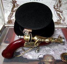 Steampunk Ray Gun steampunkbrassworks.com