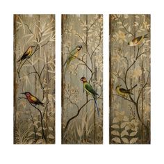 3 Piece Calima Wall Art Set.