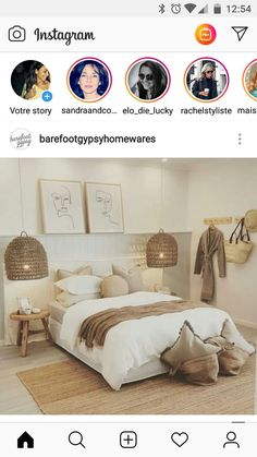 - for bedroom wohnung Rustic Bedroom Design, Bedroom Decor, Bedroom Interior, Interior Design Living Room, Interior Design Bedroom Teenage, Interior Design Bedroom Small, Home Bedroom, Pallet Furniture Bedroom, Living Room Designs