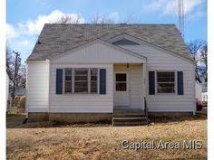 1929 North 6th, Springfield, IL.  Springfield, IL real estate for sale.