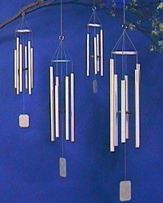 Eco Wind Chimes by Grace Notes - Promoting Eco Friendly Lifestyle ...