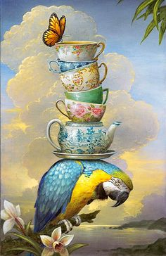 stilllifequickheart:    Kevin Sloan  The Burden of Formality  2012