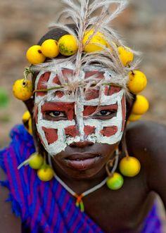 Africa, Boy, Ethiopia,