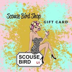 Give someone the gift of a Scouse Bird shopping spree. We offer gift cards on our website that can be used to purchase any items in our shop at a later date. Perfect as a gift for any Scouse Bird obsessed friends or for yourself to shop at a later date. Shopping Spree, Gift Cards, Bird, Website, Friends, Gifts, Gift Vouchers, Amigos, Favors