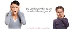 What to do in a Dental Emergency | Family Dentist | Northern Alberta | Slave Lake Dental - Below are some tips on how to handle the most common dental emergencies. In all cases, it is important to visit your dentist as soon as possible. Time is critical when trying to save a permanent tooth. In the case that the tooth loss is the result of a more severe or complicated injury, seek medical attention immediately to ensure that proper care is given to the entire injury. Dental Emergency, Do You Know What, Teeth, Medical, This Or That Questions, Blog, Medical Doctor, Blogging, Tooth