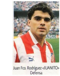Juanito, defensa español