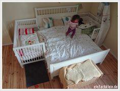AP-Krabbelgruppe heute: Familienbett sichern, Durchschlafen und nächtliches Stillen | Einfach klein