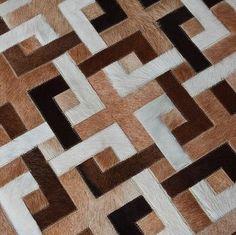 Eternity Rug - Cowhide rugs from Yerra