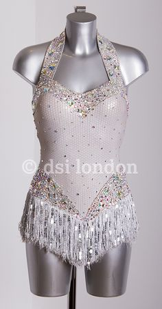 DSI London | Ladies' Wear | DSI Designer Dresses | 334990 Silver fringe