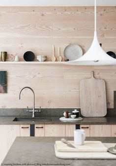 How to create a stunning kitchen with plywood                                                                                                                                                                                 More