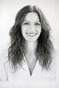 Julia Roberts by ~DeniseEsposito on deviantART
