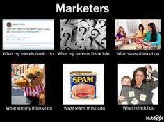 Alguém que se identifica? Eu definitivamente sim! #MarketingJokes