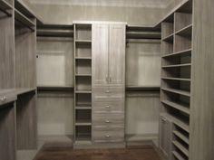L and L of Raleigh buillt this custom closet at Bella Casa Verona, Apex