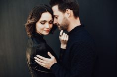 This OKC couple served us so many different looks during their engagement shoot and we loved all of them | Image by  Rachel Photographs
