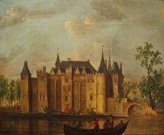 Kasteel van Gouda door Christoffel Pierson - Geschiedenis van Gouda - Wikipedia