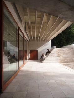 Nordic Pavilion, Biennale di Venezia - Sverre Fehn