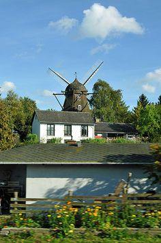 Old Windmill, Denmark