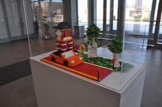 Baker College Lego® Sculpture