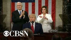 WASHINGTON (AP) — And then she tore up the speech. No sooner had President Donald Trump finished his State of the Union address than House Speaker Nancy Pelosi ripped the paper it was. George Soros, Mike Pence, Elizabeth Warren, Joe Biden, Donald Trump Video, American Carnage, I Dont Believe You, Pray For Trump, My Fellow Americans