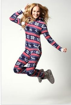 Jump for joy, it's almost Christmas!