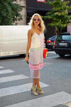 { Style File: Natalie Joos | Inspiration | The Urban Silhouette }